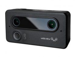 [免運]公司貨 Weeview SID WV3000 3D攝影機 雙鏡頭 立體相機 VR (另送1組摺疊VR眼鏡)
