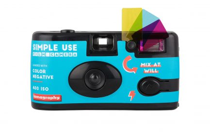 Lomography Simple Use 即開即用底片相機 400度 (可再裝)