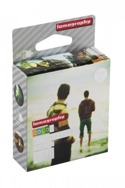 Lomography 120 彩色正片 X-PRO 200 底片 正片 《單捲價》 (3卷盒裝$790)