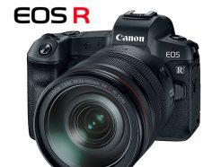 Canon EOS R 全片幅微單眼專用轉接環
