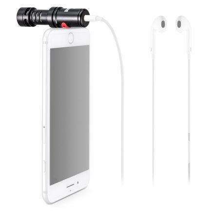 (預購中)羅德Rode VideoMic Me-L iOS 手機平板專業指向性麥克風 Lightning 蘋果手機.iPhone.iPad用(公司貨)
