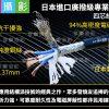 日本Canare 發燒級編織線 鍍金【XLR延長線/0.5M 】卡農公母 延長連接線 麥克風/錄音專用 純銅鍍金插頭