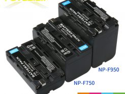 FOTODIOX LED燈/攝影機專用 F950/F750/F550 充電型鋰電池