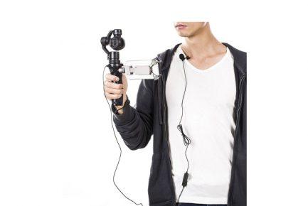 Saramonic 楓笛 LavMicro 相機手機雙用領夾麥 全向性電容式 直播 錄影 製片 訪談
