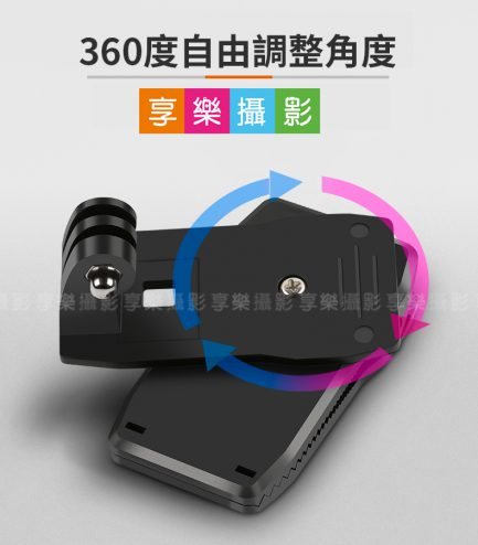 Ulanzi 大疆DJI Osmo POCKET口袋相機 背包夾 手持雲台 360度多功能調節支架 靈眸 擴充配件 OP-3