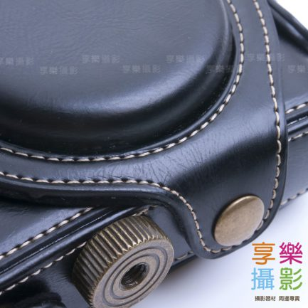 Sony RX100 M2 M3 M4 皮套 淺棕色/黑色/咖啡色 3色