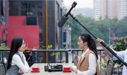 Saramonic 楓笛 XLR卡農接頭無線發射器 for UwMic9 TX-XLR9 手雷 直播 採訪 製片