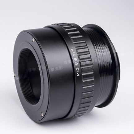 M42/M - EOS R ER 轉接環 微距版 鏡頭轉接環 異機身轉接環 全片幅微單眼