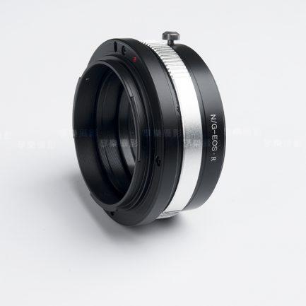 Nikon G AIG - EOS R ER 轉接環 鏡頭轉接環 異機身轉接環 手動對焦