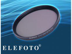 ELEFOTO XS-PRO1 DIGITAL MC-CPL偏光鏡 專業濾鏡(薄框) 12層鍍膜CPL 67mm 77mm 82mm
