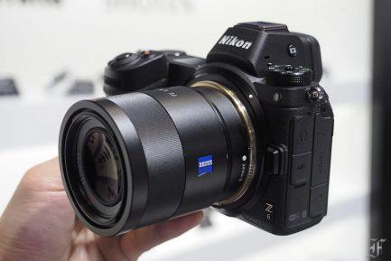Techart天工 TZE-01 電子轉接環 自動對焦 SONY E鏡頭轉NIKON Z接環相機 Z7 Z6 全片幅