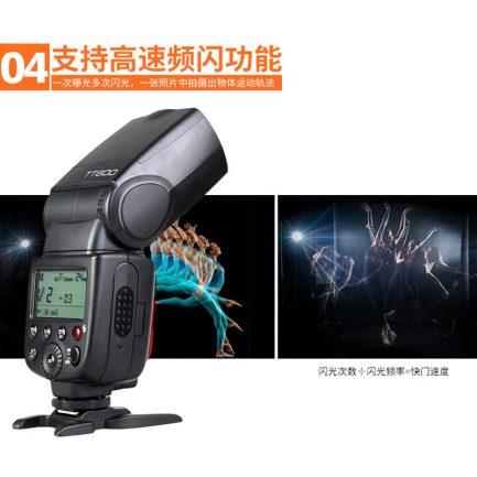 GODOX神牛 TT600 頂機閃光燈 通用型/高速同步/內建X1接收/CANON/NIKON/開年公司貨