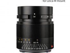 (客訂商品)7Artisans七工匠 28mm F1.4 for Leica-M LM 萊卡鏡頭 廣角鏡 M鏡 可搭天工LM-EA7二次轉接