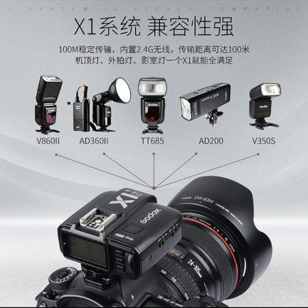 公司貨 神牛 GODOX X1RX-N 接收器 for Nikon TTL高速同步1/8000 NCC認證X1R