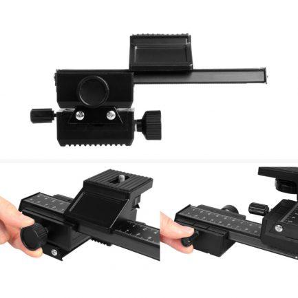 FOTOFLEX 雙向雙軸微距雲台 XY雙軸 全金屬 微距拍攝 攝影 可微調