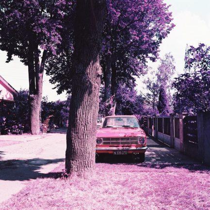 [2019 全新第三代配方]LomoChrome Purple 紫調負片120 400 2019 3代配方 單卷 底片
