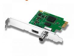 Blackmagic BMD DeckLink Mini Recorder 擷取卡 錄影卡 拍片 高畫質 富銘公司貨
