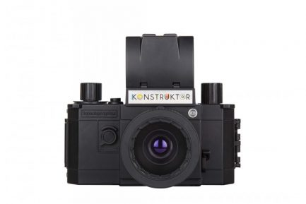 lomography Konstruktor F 相機 135 相機 diy組裝相機