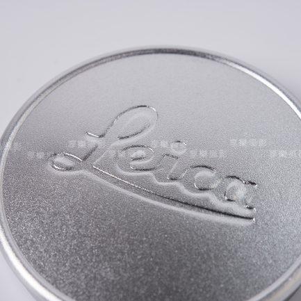 萊卡 Leica A36 36mm 金屬前蓋 鏡頭蓋 《黑色/銀色》