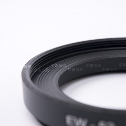 副廠 for Canon EW-52遮光罩 相容 MACRO 35 1.8 IS STM EOS-R RF用 金屬製