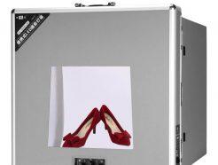 (客訂商品)南冠南光 NG-T6240 硬殼攝影棚 大型 組裝快速 可調三向亮度 六色背景布 商品攝影 靜物棚