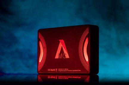 Aputure 愛圖仕 彩色燈 RGB LED補光燈 AL-MC 可無線充電 附收納包、柔光盒 一年保 小型LED燈