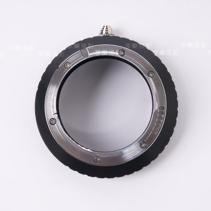 Pentax - Leica-M 銀黑 轉接環 (相容天工) PK鏡頭轉LM機身 6bit 無限遠可合焦