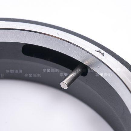 Canon FD - 富士 GFX 中片幅 FD鏡頭轉GFX機身 老鏡轉接環 50S 無限遠OK Fuji