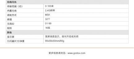 GODOX 神牛 XPro-S TTL for Sony 無線發射器 無線閃燈觸發器
