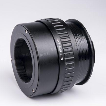 M42/M - EOS R ER 轉接環 微距版 有檔板 鏡頭轉接環 異機身轉接環 全片幅微單眼