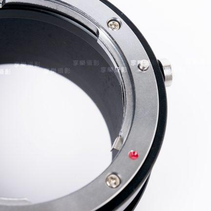Pentax - EOS R ER 轉接環 PK鏡頭轉EOSR機身 無限遠可合焦 手動對焦 Ricoh