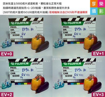 《感度較低特價》Bokkeh Eterna 500D Daylight 8592 電影負片 35mm 電影底片 限量 (富士Fuji 8592分裝片)