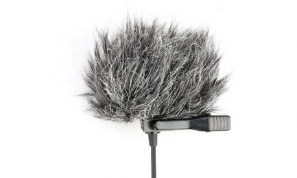 Saramonic SR-LM-WS U9/U10無線麥克風專用防風兔毛 小蜜蜂適用 抗風 防噴 保護套