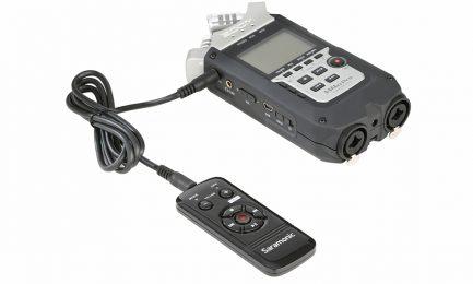 Saramonic RC-X 錄音筆遙控器 適用Zoom H5 H6 Sony M10 D50 D100