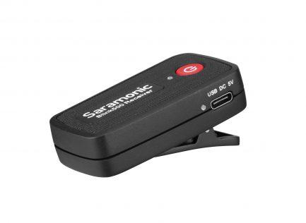 Saramonic Blink500 RX 3.5mm 無線接收器 2.4G 無線麥克風系統 自動配對 自動跳頻