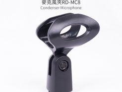 Rodeane樂笛 麥克風夾RD-MC8 手持麥克風適用 手麥 麥克風架配件 mic