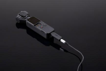 DJI OSMO Pocket 原廠3.5音源 聲音轉接頭
