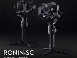[最後一台特價出]DJI 大疆如影 RONIN SC 手機穩定器套裝 影片拍攝必備 三軸穩定器 拍片 製片 錄影 (平輸保固半年)
