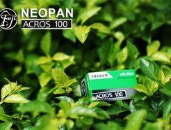 (日期2019.10)富士Fujifilm Acros 100 1代 極細緻黑白負片 黑白底片 B/W BW ISO100 華山 光華