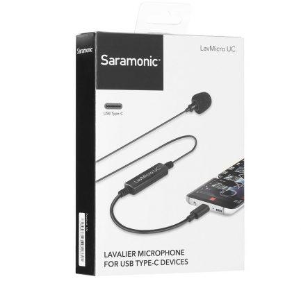 Saramonic LavMicro DI iPhone/iPad Lightning專用麥克風 領夾麥克風