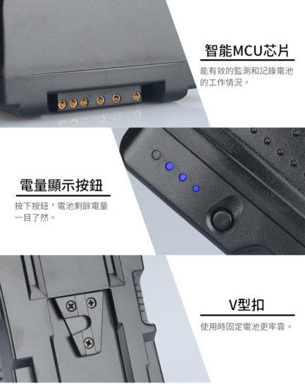 KingMa BP-190 V掛電池 13200mAh 可當行動電源 USB 5V輸出 公司貨