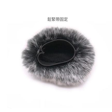 Rodeane 防風抗兔毛 for Zoom H1/H1n 錄音筆(麥克風) 防風降噪 錄音採訪設備