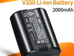 GODOX神牛 V350 專用鋰電池 VB20 7.2V/2000mAh ※開年公司貨