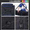 FotoFlex 110cm防撥水加厚攝影燈架包/燈架袋 2隔層+外置收納袋 可裝三腳架滑軌燈架柔光傘