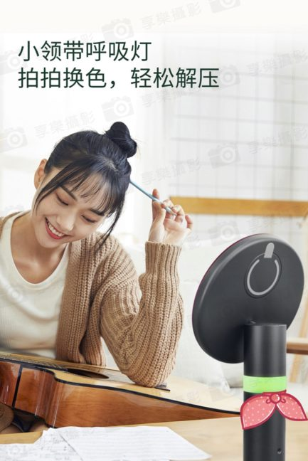 永諾 YN-M8 美妝燈 桌面化妝鏡 LED補光桌鏡 美光化妝鏡 環形燈 日光鏡 8吋大鏡面 直播美光燈