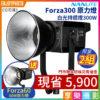 【下單送Forza60!限2組】公司貨南冠Nanlite南光 Forza300 原力燈 LED 聚光燈 高亮度 300W 5600K白光DMX