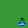 Savage野蠻人 無縫背景紙 46科技綠 寬66cm/135cm/218cm/272cm*長11公尺 綠幕綠棚 動態錄影 直播去背