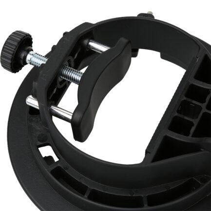 閃光燈S型支架 保榮口 Bowens 傘孔 類似神牛S型支架