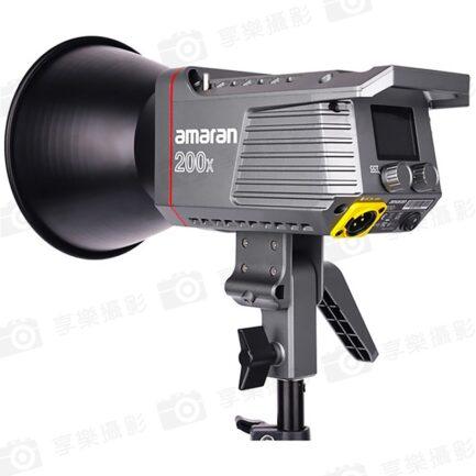 Aputure愛圖仕 Amaran 200X 雙色溫LED燈 200W 攝影燈 聚光燈 持續燈 保榮卡口 專業COB LED
