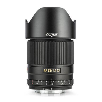 【刷卡價可分期】Viltrox唯卓仕 33mm F1.4 STM FUJI富士 FX X-mount 大光圈